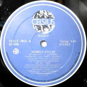 12 / BAISER / SUMMER BREEZE