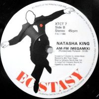 12 / NATASHA KING / FILIPPONIO / AM FM (MEGAMIX) / ALL ARRENBAGGIO
