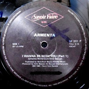 12 / ARMENTA / I WANNA BE WITH YOU / (PART 2)