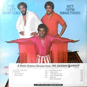 LP / ISLEY BROTHERS / GET INTO SOMETHING