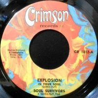 7 / SOUL SURVIVORS / EXPLOSION IN YOUR SOUL / DATHON'S THEME