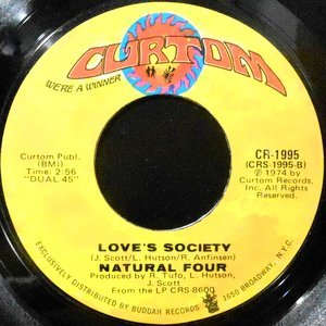 7 / NATURAL FOUR / LOVE'S SOCIETY / LOVE THAT REALLY COUNTS