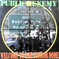 7 / PUBLIC ENEMY / WELCOME TO THE TERROR DOME