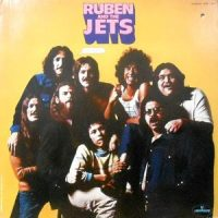 LP / RUBEN AND THE JETS / FOR REAL