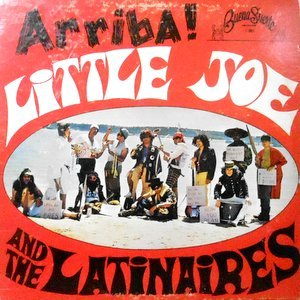 LP / LITTLE JOE AND THE LATINAIRES / ARRIBA!
