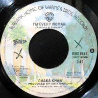 7 / CHAKA KHAN / I'M EVERY WOMAN