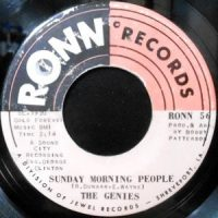 7 / THE GENIES / SUNDAY MORNING PEOPLE / NO NEWS IS BAD NEWS