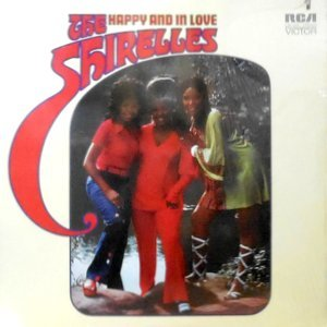 LP / SHIRELLES / HAPPY AND IN LOVE