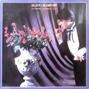 LP / ALAIN CHAMFORT / AMOUR ANNEE ZERO