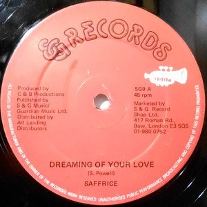 12 / SAFFRICE / DREAMING OF YOUR LOVE