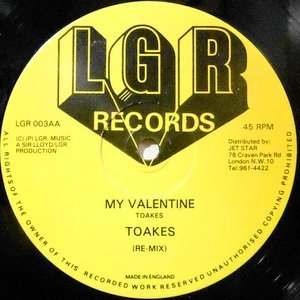 12 / TOAKES / TIPPER IRIE / MY VALENTINE / THE OPPOSITE
