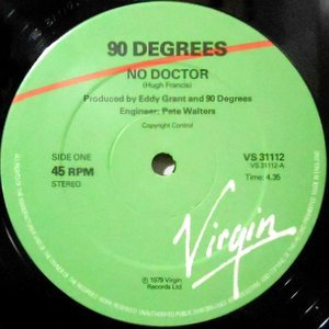 12 / 90 DEGREES / NO DOCTOR