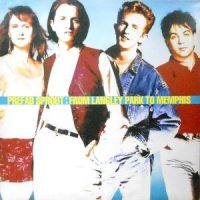 LP / PREFAB SPROUT / FROM LANGLEY PARK TO MEMPHIS
