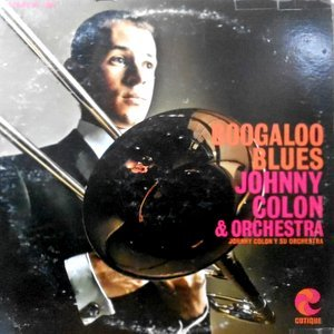 LP / JOHNNY COLON & ORCHESTRA / BOOGALOO BLUES