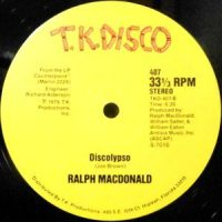 12 / RALPH MACDONALD / DISCOLYPSO / I NEED SOMEONE