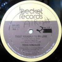 12 / TERRI GONZALEZ / TREAT YOURSELF TO MY LOVE