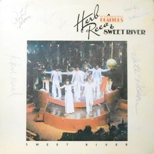 LP / HERB REED OF THE ORIGINAL PLATTERS AND SWEET RIVER / SWEET RIVER
