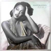 LP / MARVA KING / FEELS RIGHT
