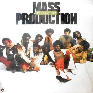 LP / MASS PRODUCTION / IN THE PUREST FORM
