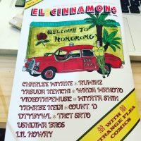 """以前から一ファンとして愛読していた横浜発のインディペンデント・マガジン""""EL CINNAMONS"""" VOL.4 に、ご縁により短い文章を書かせて頂きました。 なぜ""""EL BARRIO"""" […]"""