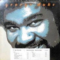 LP / GEORGE DUKE / FROM ME TO YOU