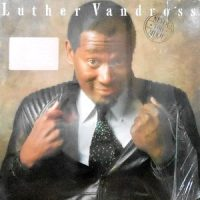 LP / LUTHER VANDROSS / NEVER TOO MUCH