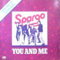 12 / SPARGO / YOU AND ME / WORRY