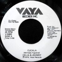 7 / CELIA & JOHNNY / CUCALA / DE LA VERDEGUE