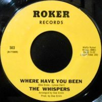 7 / WHISPERS / WHERE HAVE YOU BEEN / PEOPLE IN A HURRY
