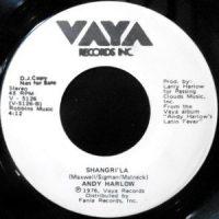 7 / ANDY HARLOW / SHANGRI'LA