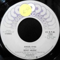 7 / ROXY MUSIC / ANGEL EYES