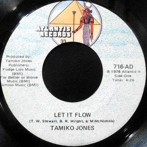 7 / TAMIKO JONES / LET IT FLOW / CLOUDY