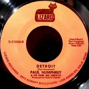 7 / PAUL HUMPHREY / DETROIT / COOL AID
