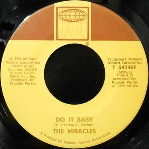 7 / MIRACLES / DO IT BABY / I WANNA BE WITH YOU