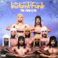 LP / INSTANT FUNK / THE FUNK IS ON