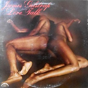 LP / JAMES GILSTRAP / LOVE TALK