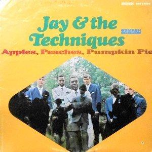 LP / JAY & THE TECHNIQUES / APPLES, PEACHES, PUMPKIN PIE