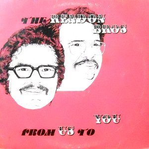 LP / THE RENDON BROS / FROM ME TO YOU