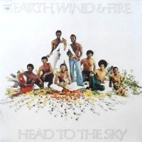 LP / EARTH, WIND & FIRE / HEAD TO THE SKY