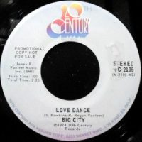 7 / BIG CITY / LOVE DANCE