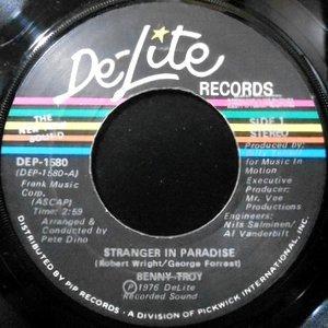 7 / BENNY TROY / STRANGER IN PARADISE