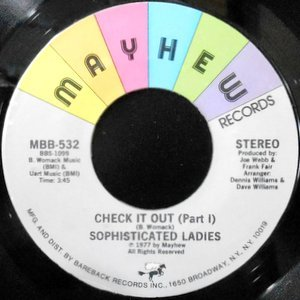 7 / SOPHISTICATED LADIES / CHECK IT OUT (PART I) / GOOD MAN