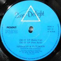 12 / NINJAMAN & FLOURGON / ZIG IT UP