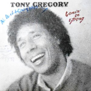 LP / TONY GREGORY / COMIN' ON STRONG
