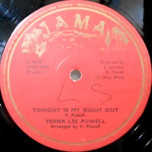 12 / VERNA LEE POWELL / TONIGHT IS MY NIGHT OUT