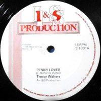 12 / TREVOR WALTERS / PENNY LOVER