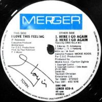 12 / TOYIN / I LOVE THIS FEELING / HERE I GO AGAIN