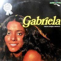 LP / O.S.T. / GABRIELA TRILHA SONORA ORIGINAL