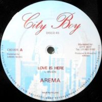 12 / AREMA / LOVE IS HERE / INSTRUMENTAL