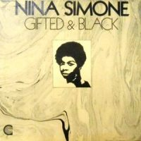 LP / NINA SIMONE / GIFTED & BLACK